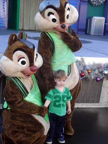 With Chip & Dale