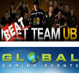 Global Gaming Events UB Challenge Free Roll Poker Tournament