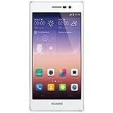 HUAWEI [LTE対応]SIMフリースマートフォン 「Ascend P7(LTE)」 Ascend P7 L10/W(ホワイト)