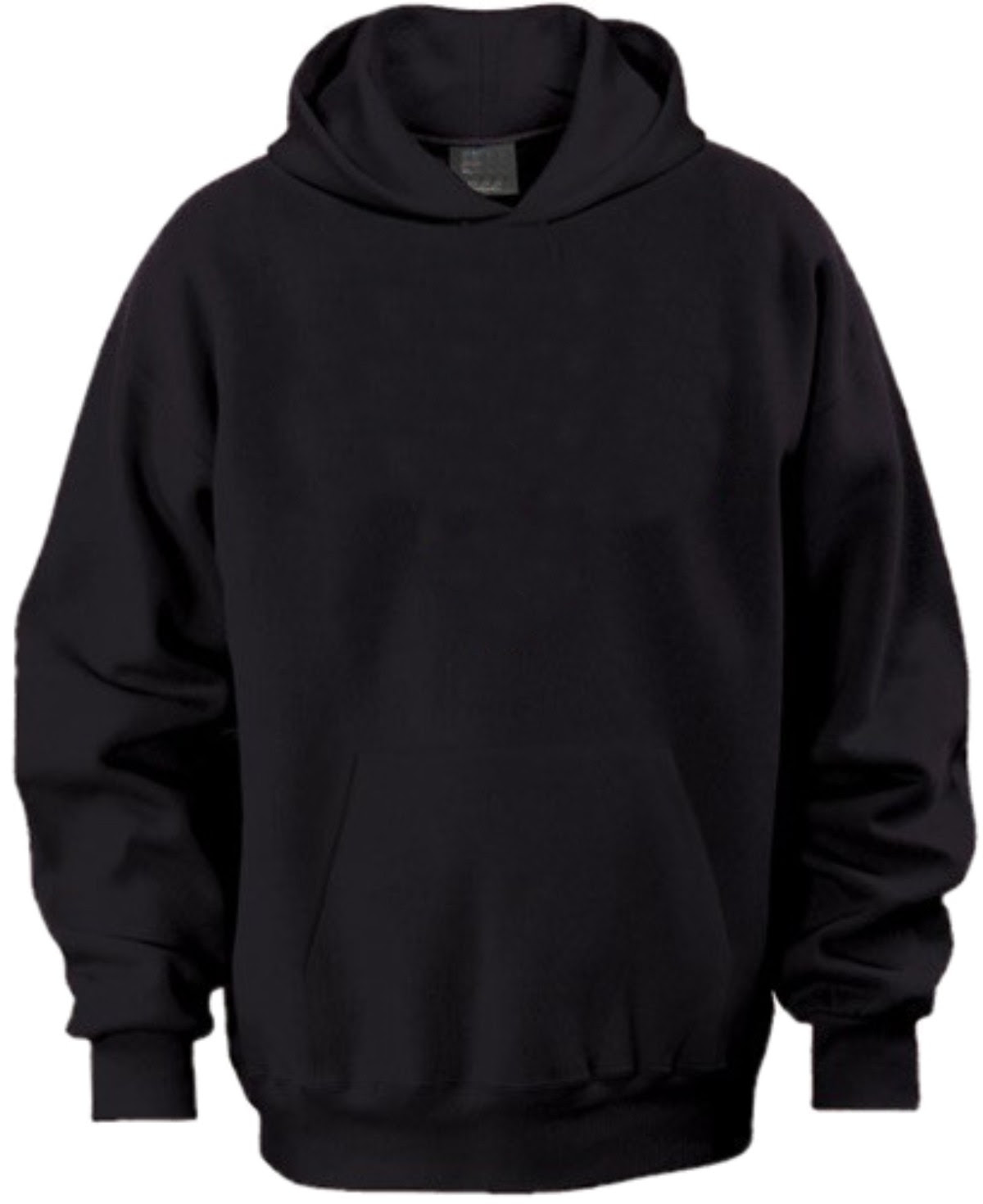 The Cheap Wholesale Mens Blank Black Jersey Hoodies Manufacturer ...