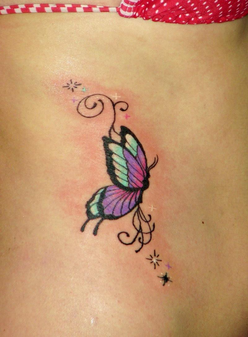 50 Amazing Butterfly Tattoo Designs - Yo Tattoo
