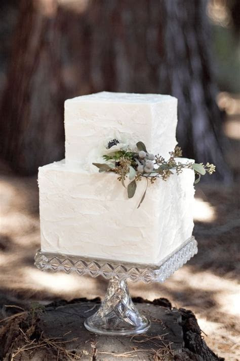25  best ideas about Square cakes on Pinterest   Wedding