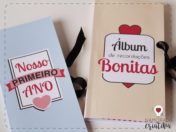 Diy Mini álbum De Recordações Para Aniversário De Namoro Namorada