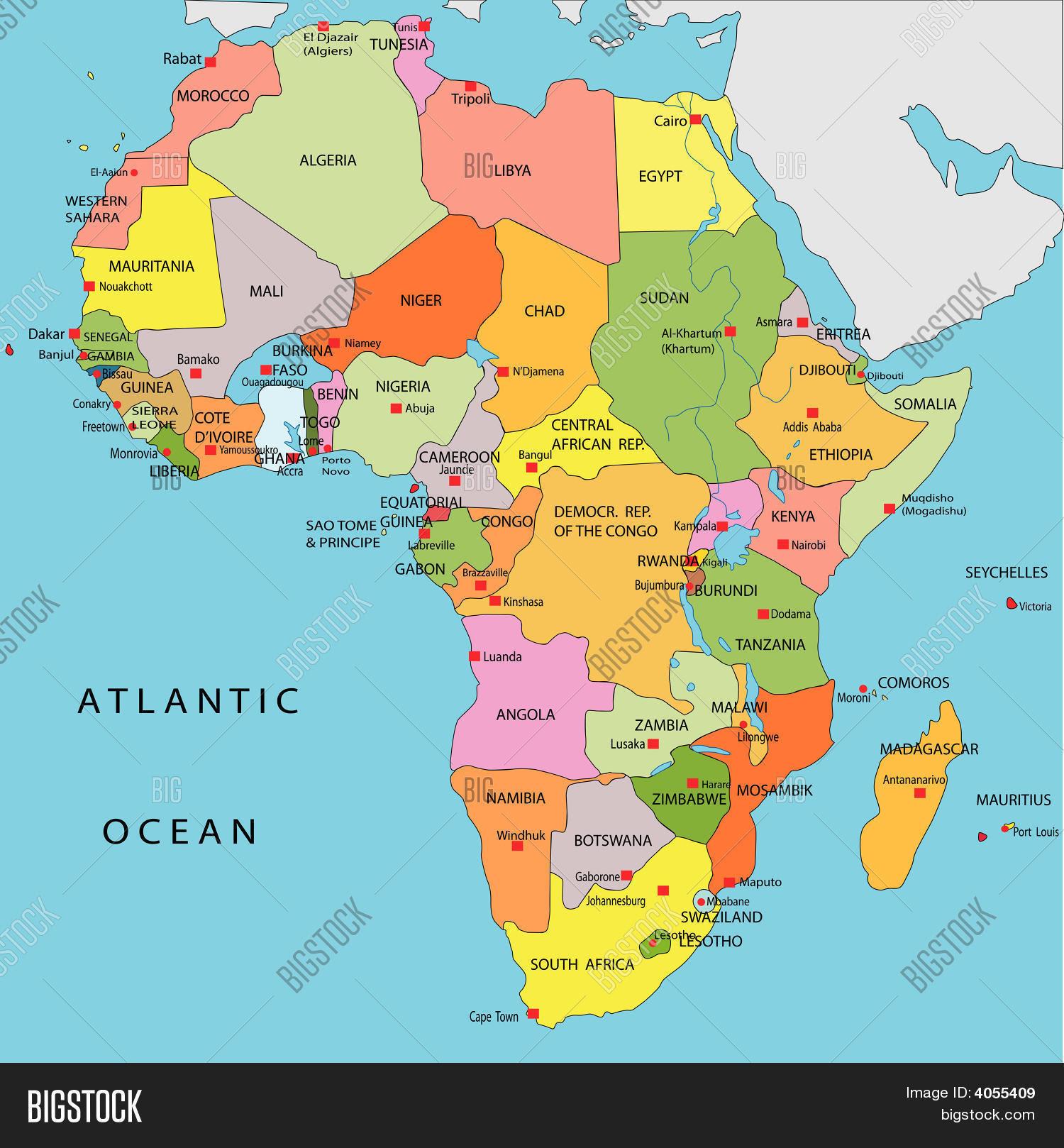 large map of africa Map Of Africa Large Map Of Africa large map of africa