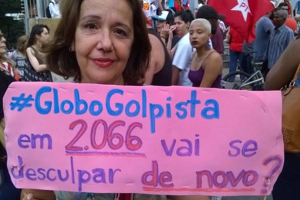 Este era o espírto da Paulista nesta sexta