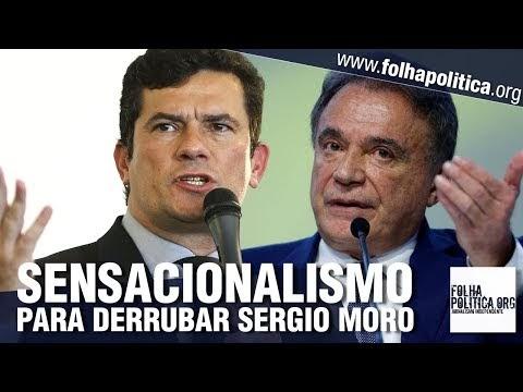 Senador Álvaro Dias abre o jogo sobre sensacionalismo contra Sergio Moro e demissão do presidente do BNDES