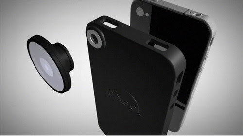 Pixeet's App and Fisheye Lens Shoots Full 360 Degree Photos On iPhones