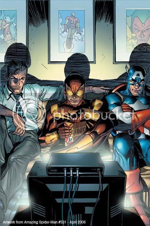 Amazing Spider-Man #531