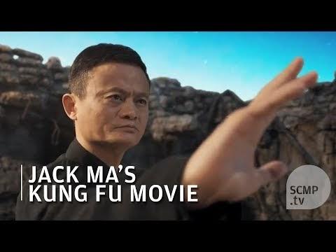 JACK MA - ANT FINANCIAL GROUPS VS. CCP