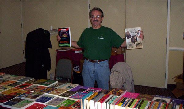 Fred Wilson Chess Books