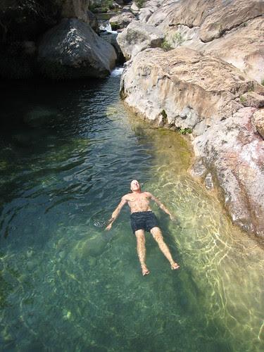 Floating downstreams