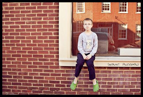 child in Leesburg
