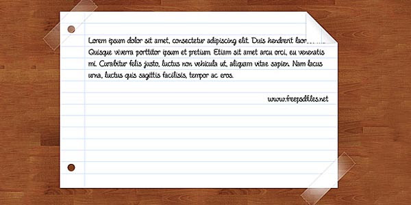 All posts tagged with editable lined paper template