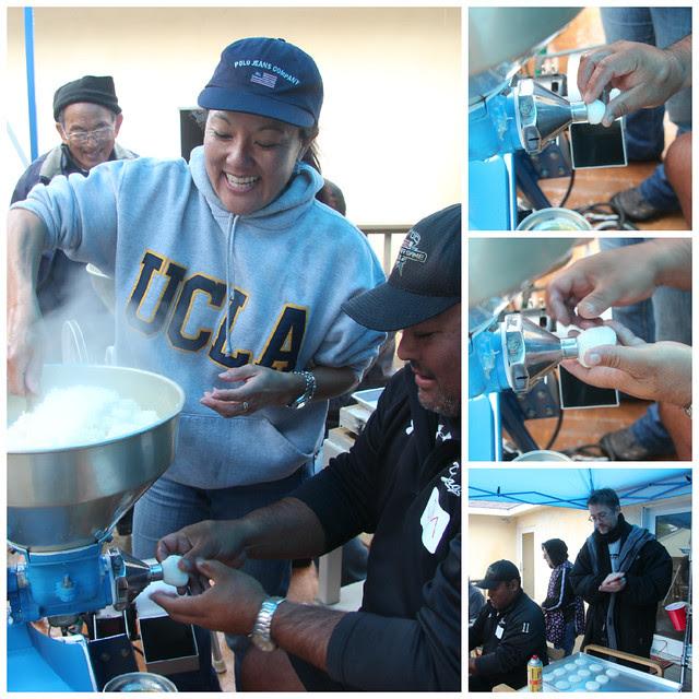 Mochitsuki 2012 - Mochi Making