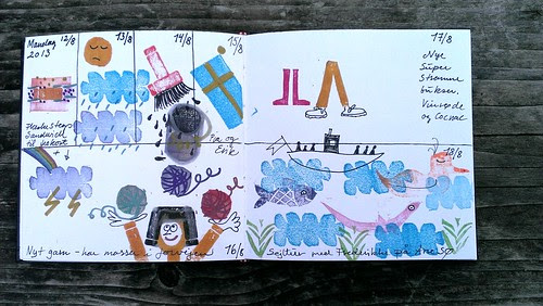 Week in stamps! by Seayard