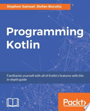 Download Programming Kotlin Book Pdf