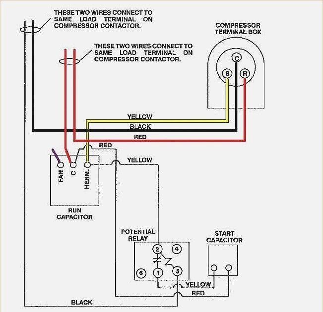 Wiring Diagram For Danfoss Compressor