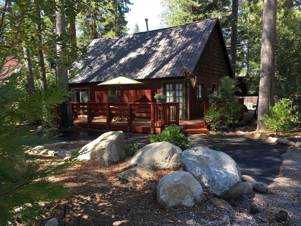 Charming West Shore Cabin at Lake Tahoe  VRBO