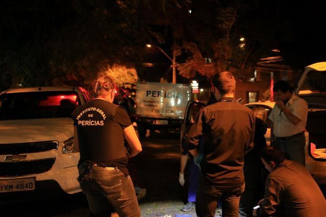 Homem é morto em tentativa de assalto ao vice-governador do Estado Jefferson Botega/Agência RBS