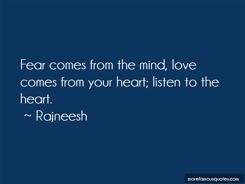 Heart Listen Quotes Top 39 Quotes About Heart Listen From Famous