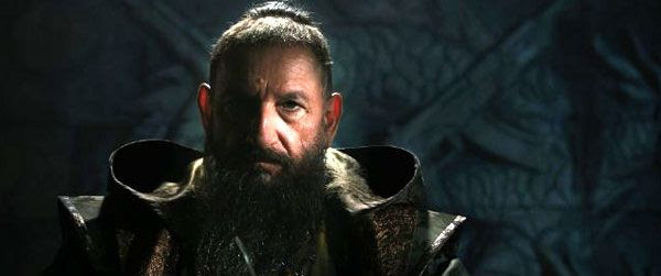 The Mandarin (Ben Kingsley) isn't who he appears to be in IRON MAN 3.