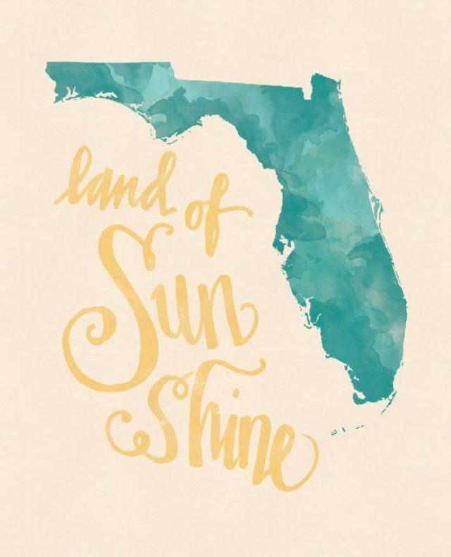 The Land of Sunshine