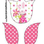 Tulipa Páscoa para Meninas: