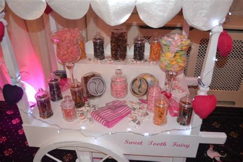 Candy Cart Hire & Wedding Decor Specialists