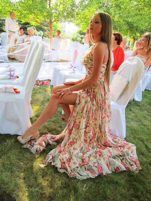 46 Beautiful Maxi Dresses Loop e florals! Waaaaaant! Discover and share your fashion ideas on misspool.com