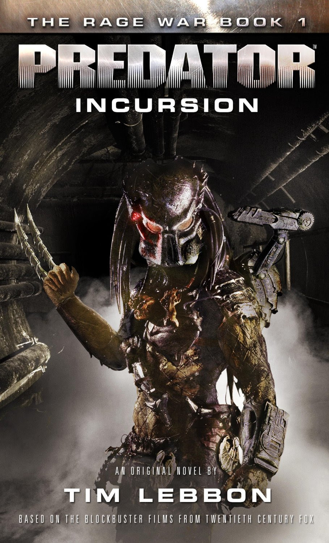 Výsledek obrázku pro Predator - Incursion