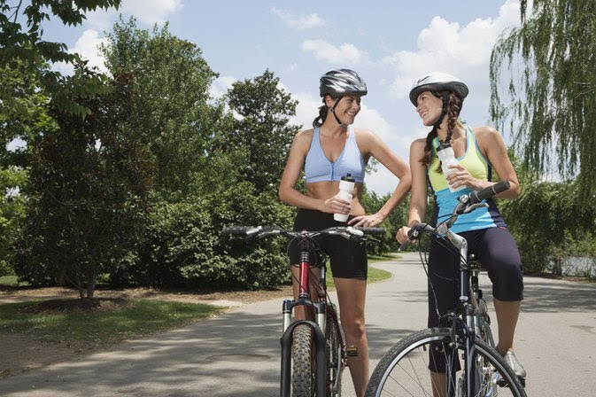 How Many Calories Are Burned on a 20-Minute Bike Ride ...