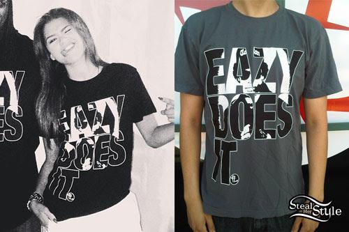 Zendaya: Eazy Does It T-Shirt