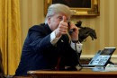 Trump et le roi d'Arabie saoudite unis sur la question dunucléaire iranien