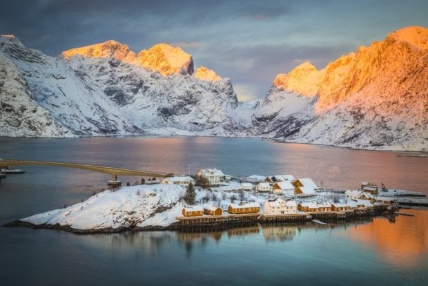 Discover alpine adventures, arctic vistas and other-worldly wonders when you rent a yacht in Scandinavia