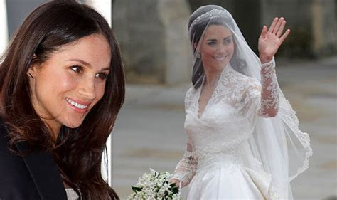 Meghan Markle to have TWO wedding dresses like Kate
