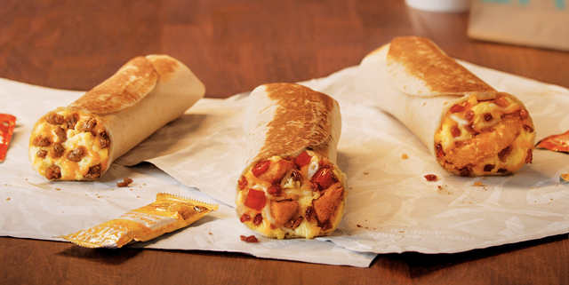 Taco Bell Is Offering Free Breakfast Burritos This Thursday
