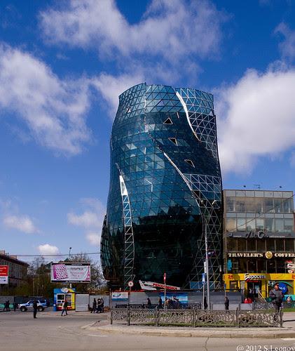 Новосибирск by S.Leonov