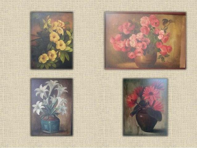 6287838671118 Lukisan Bunga Gambar Lukisan Lukisan Pemandangan