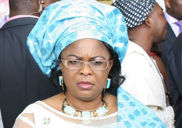 Patience Jonathan stops EFCC from confiscating 2 of her Abuja properties