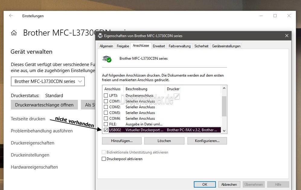 Windows 10 Drucker Funktioniert Nicht - pertiwi pelangi