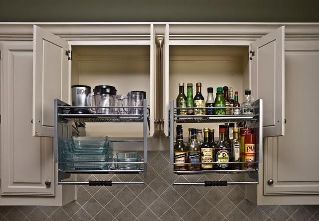 Modern conveniences found under traditional wraps ...