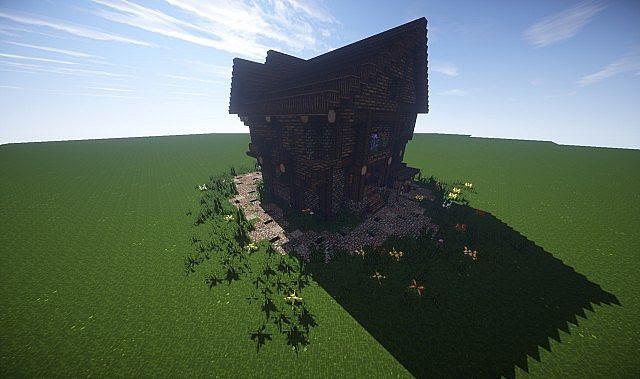 Minecraft Medieval Castle Schematic Minecraft Castle Map