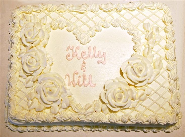 Beautiful wedding cakes for young: Costco bakery wedding cake designs