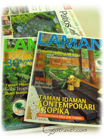 Laman magazines