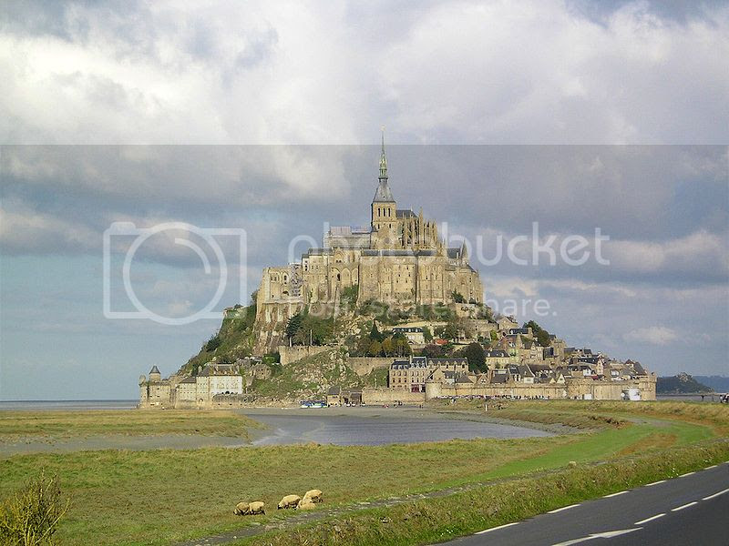 Top Ten Places to Visit in France