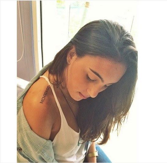Carioca, Ana Carolina gosta muito de compartilhar seus momentos nas redes sociais, mas não tem tantos seguidores como outras filhas de jogadores de futebol