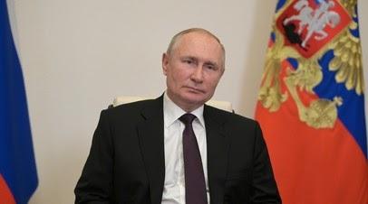 Путин назвал триумфальной победу женской сборной России по шахматам на командном ЧМ
