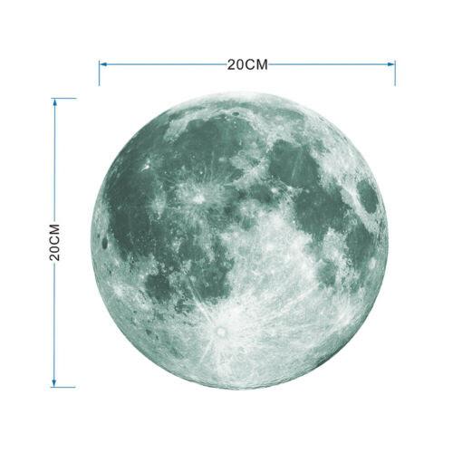 Dekoration Erde Mond Kunst Wandaufkleber Kinderzimmer Madchen Dekor Design Planet Leuchtend Mobel Wohnen Hsdsonline Com