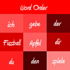 Learning German Sentence Structure