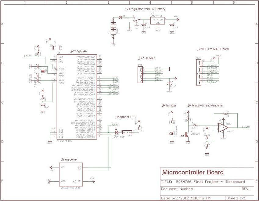MicroBoard Schematic